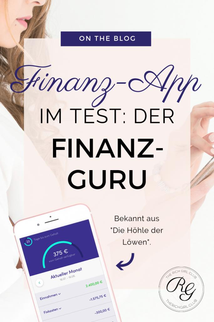 Finanz App Test