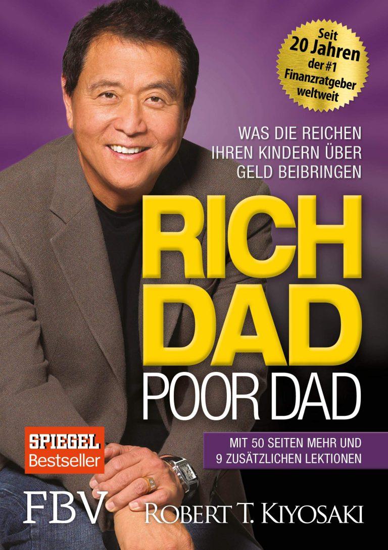 Rich Dad Poor Dad_Finanzen Buch Frauen