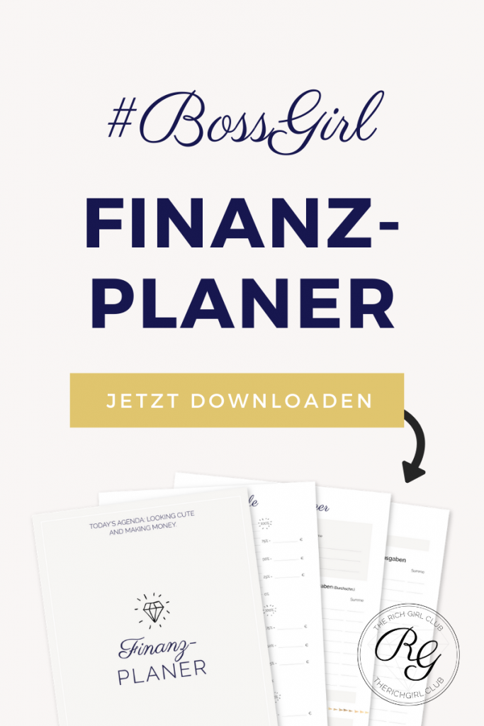 Finanzplaner_Finanzen für Frauen