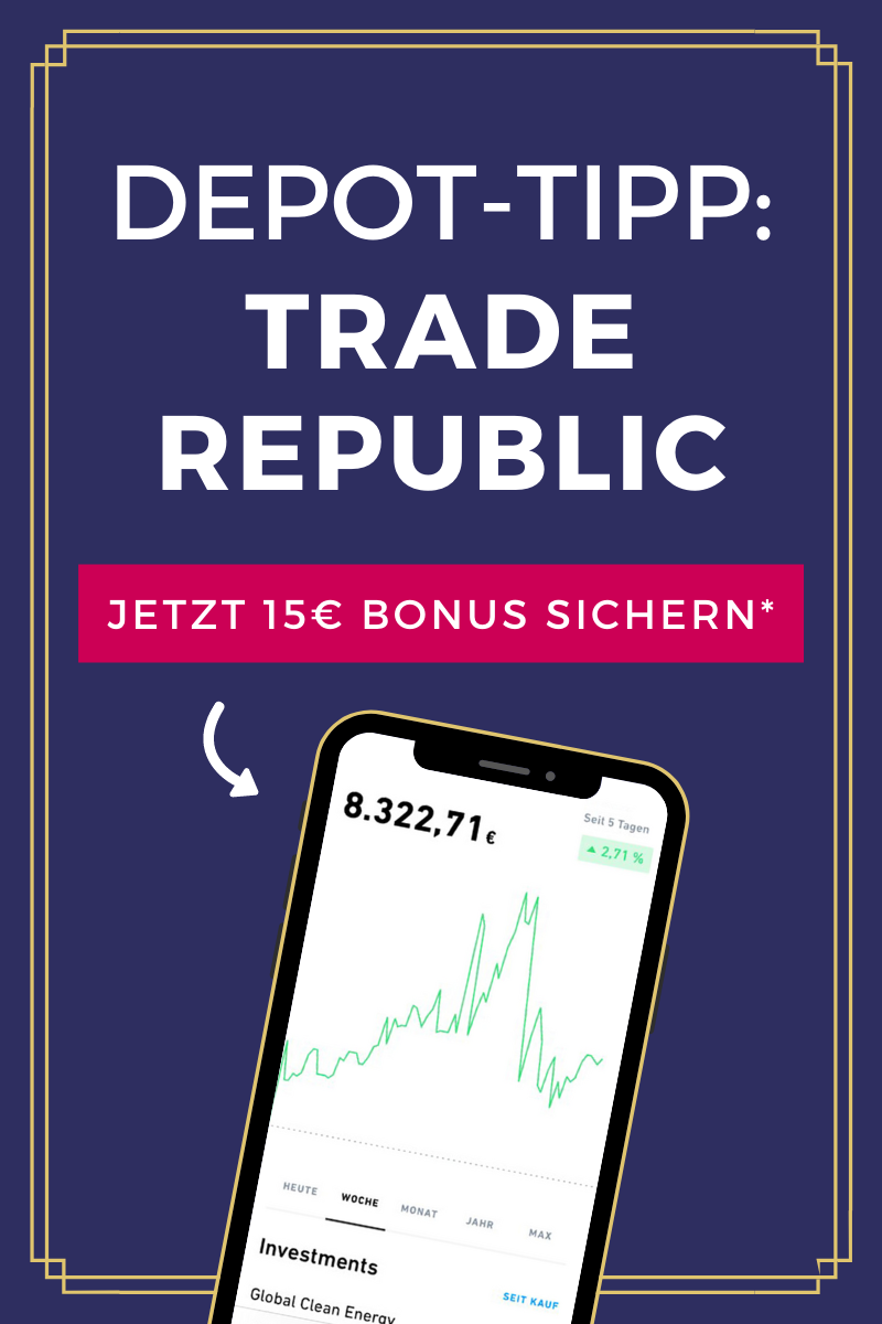 Trade Republic Broker Tipp