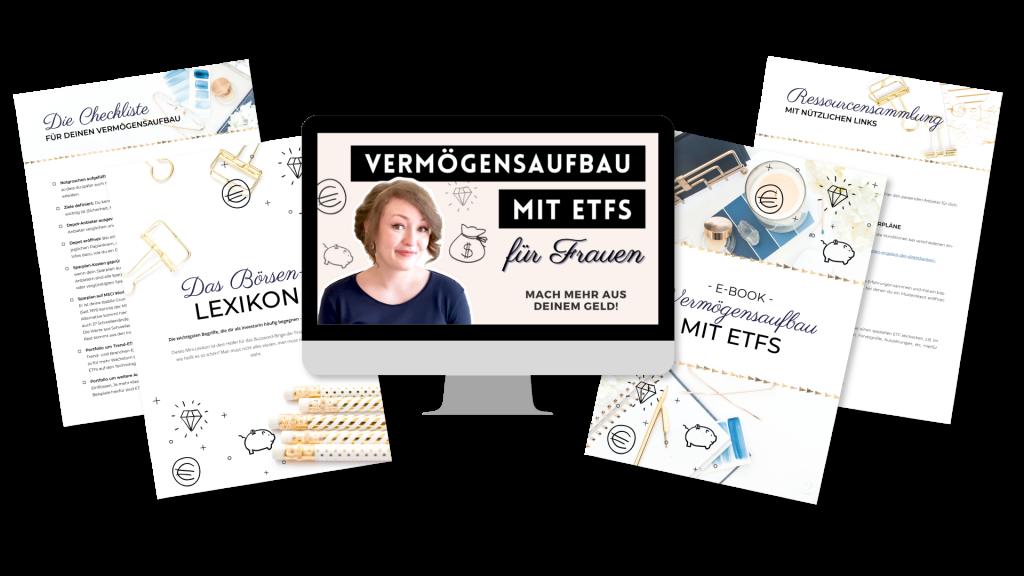 Vermögensaufbau mit ETF Vorschau Kurs