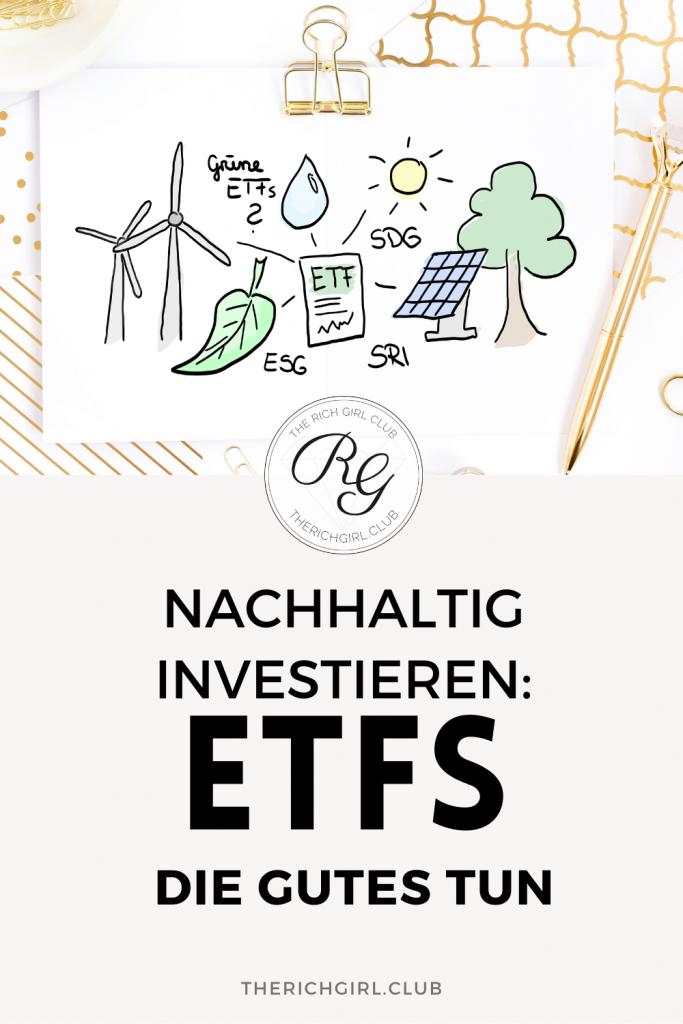 Nachhaltig investieren_Nachhaltige ETFs_Titelbild